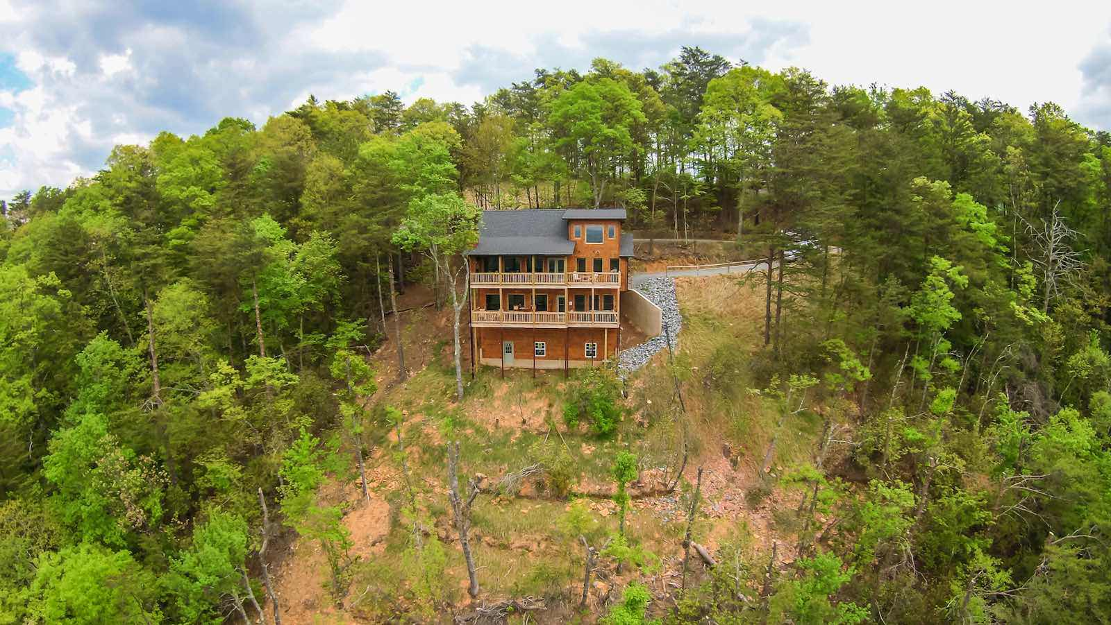 All About The View Rental Cabin - Blue Ridge, GA