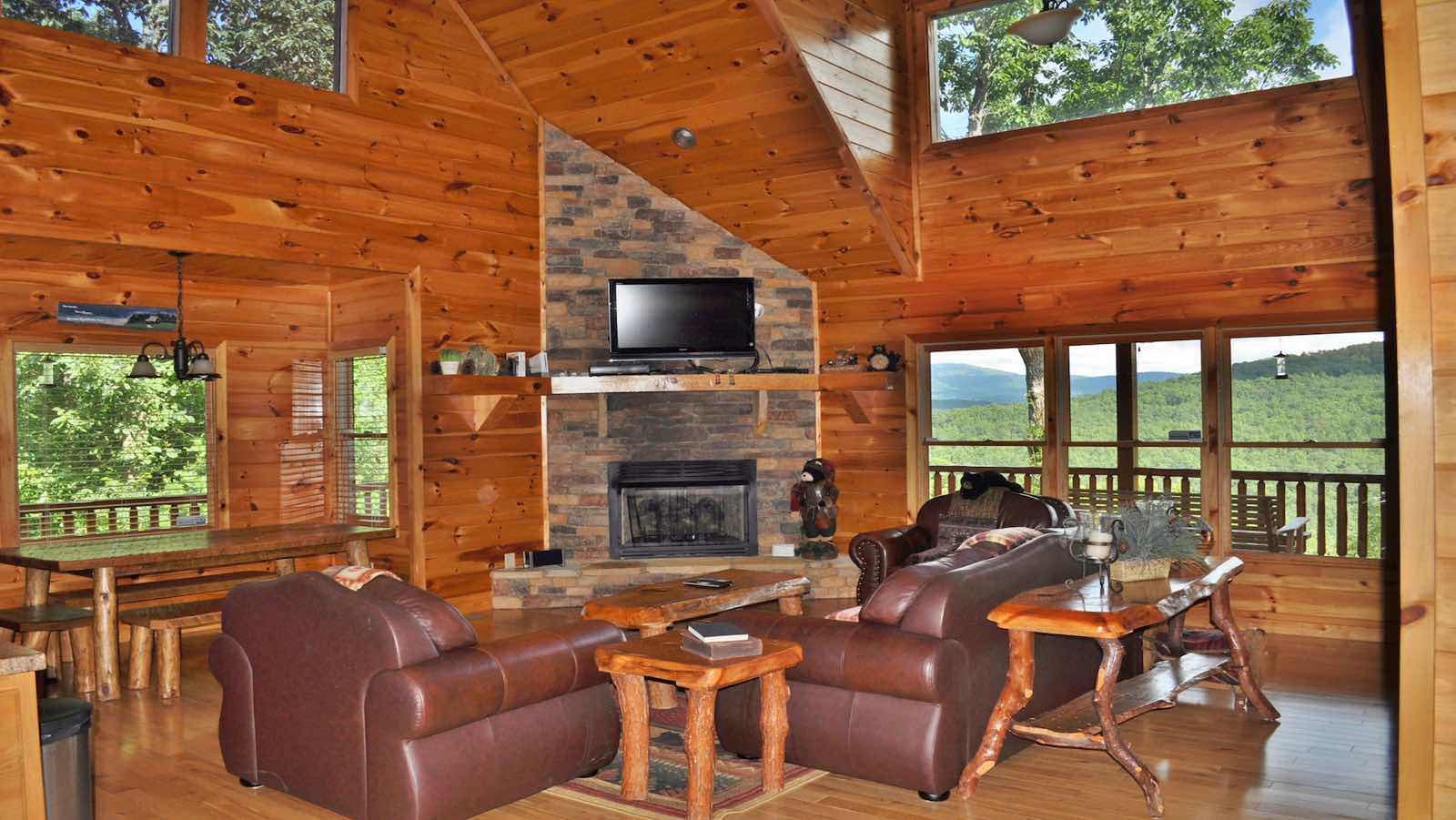 Always on My Mind Rental Cabin Blue Ridge GA
