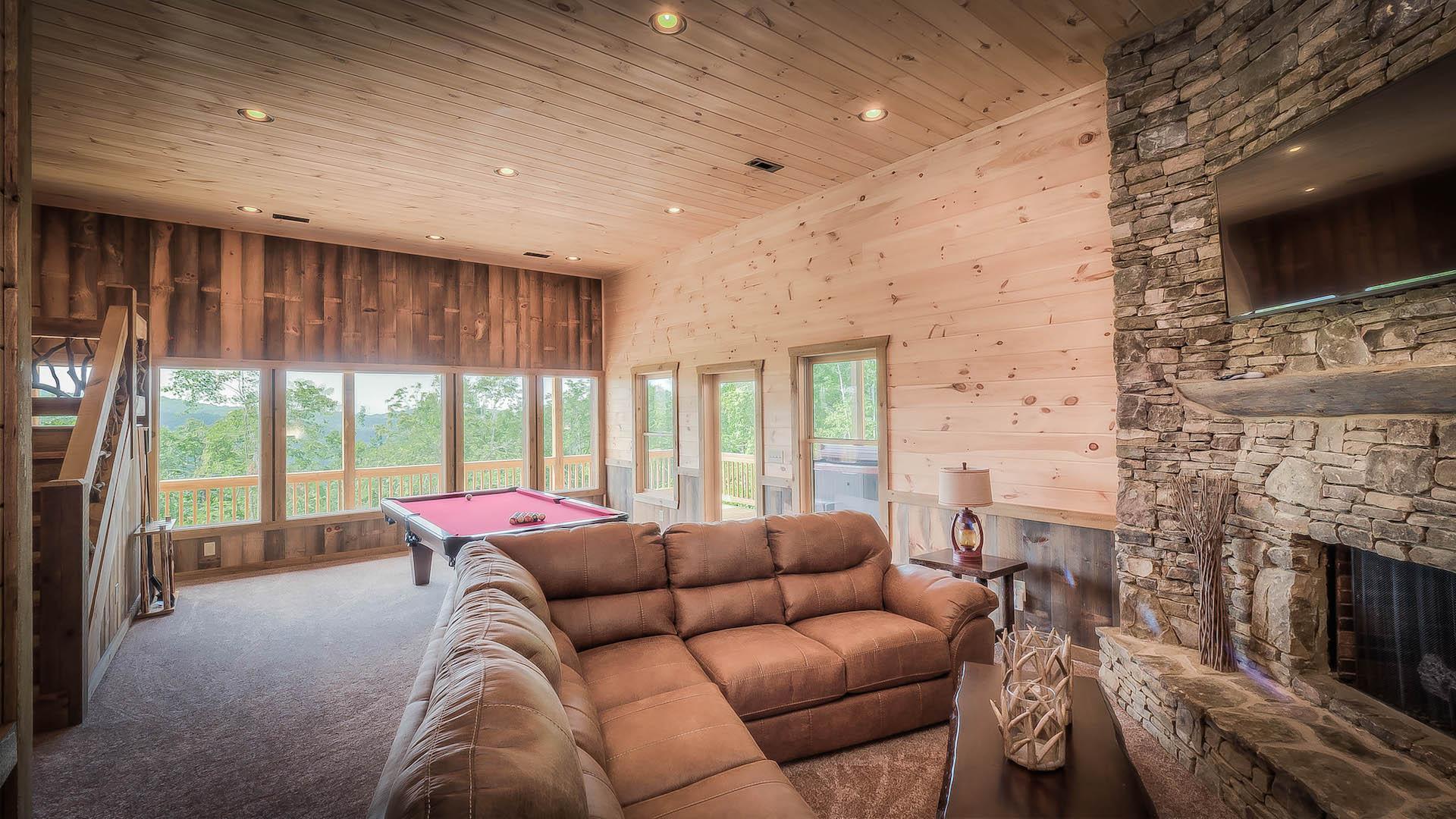 Amazing Grace Cabin Rental Cabin Blue Ridge Ga