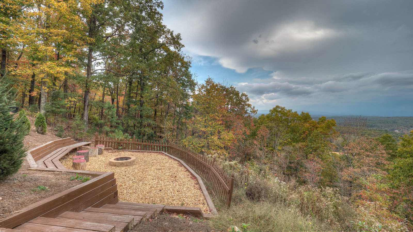 Amazing View Rental Cabin Blue Ridge Ga
