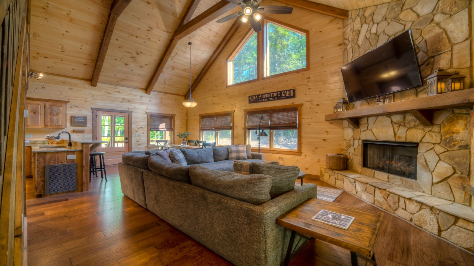 Blue Ridge, North Georgia Cabin Rentals