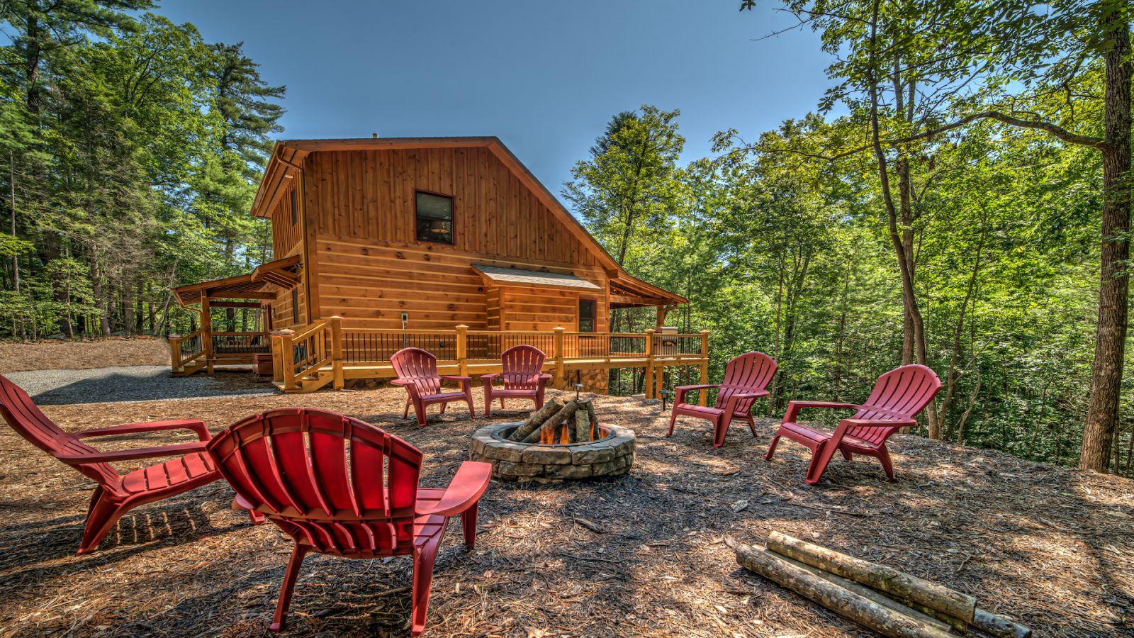 Aska Adventure Cabin Cabin Rental