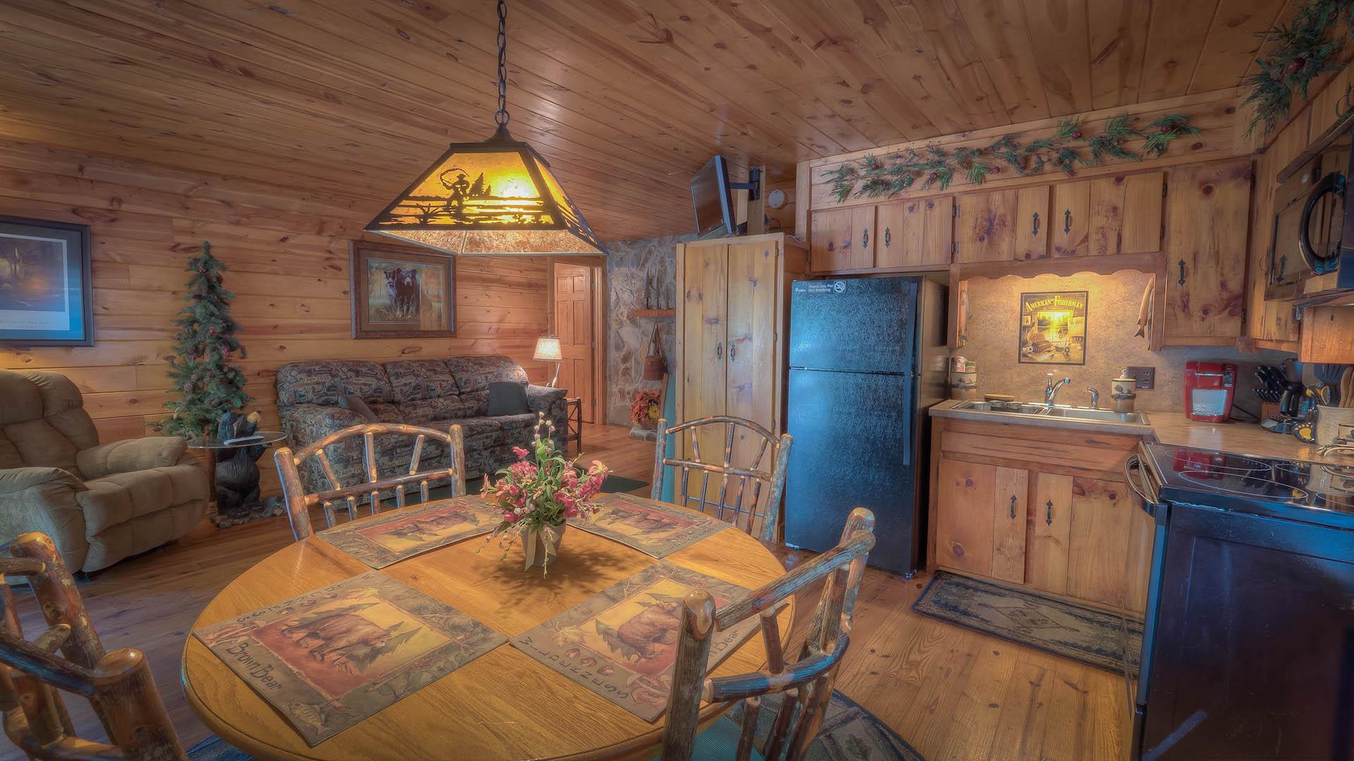 Awesome Creek Rental Cabin Blue Ridge Ga
