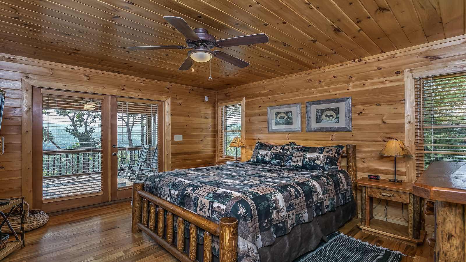 Bear Retreat Rental Cabin Blue Ridge Ga