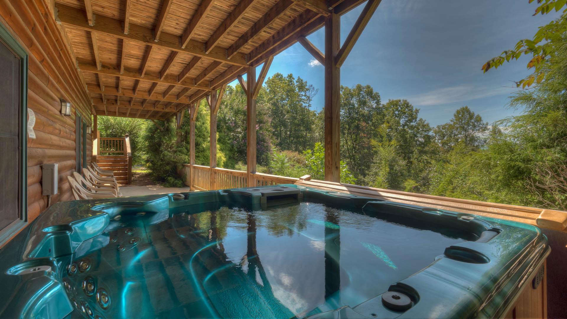Beary Delightful Rental Cabin Blue Ridge Ga