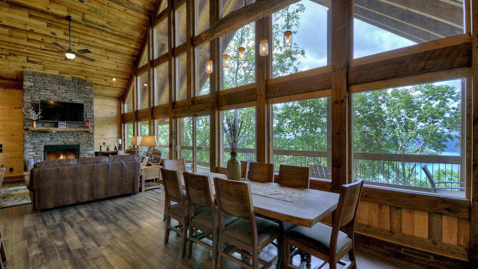 Belle Of Blue Ridge Rental Cabin Blue Ridge Ga