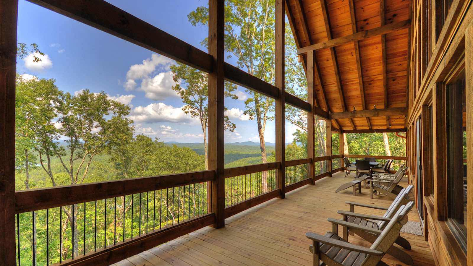 pro blue beyond ridge detailcabin georgia in cabins rentals cabin rental n ga above