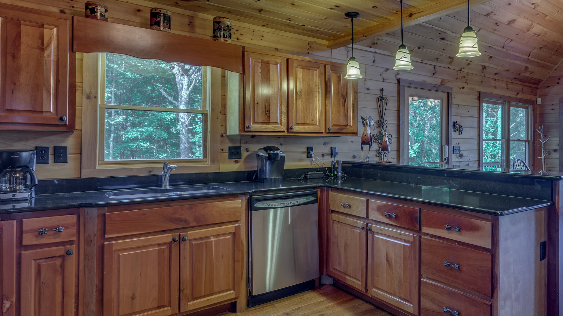 Black Bear Lodge Rental Cabin Blue Ridge Ga