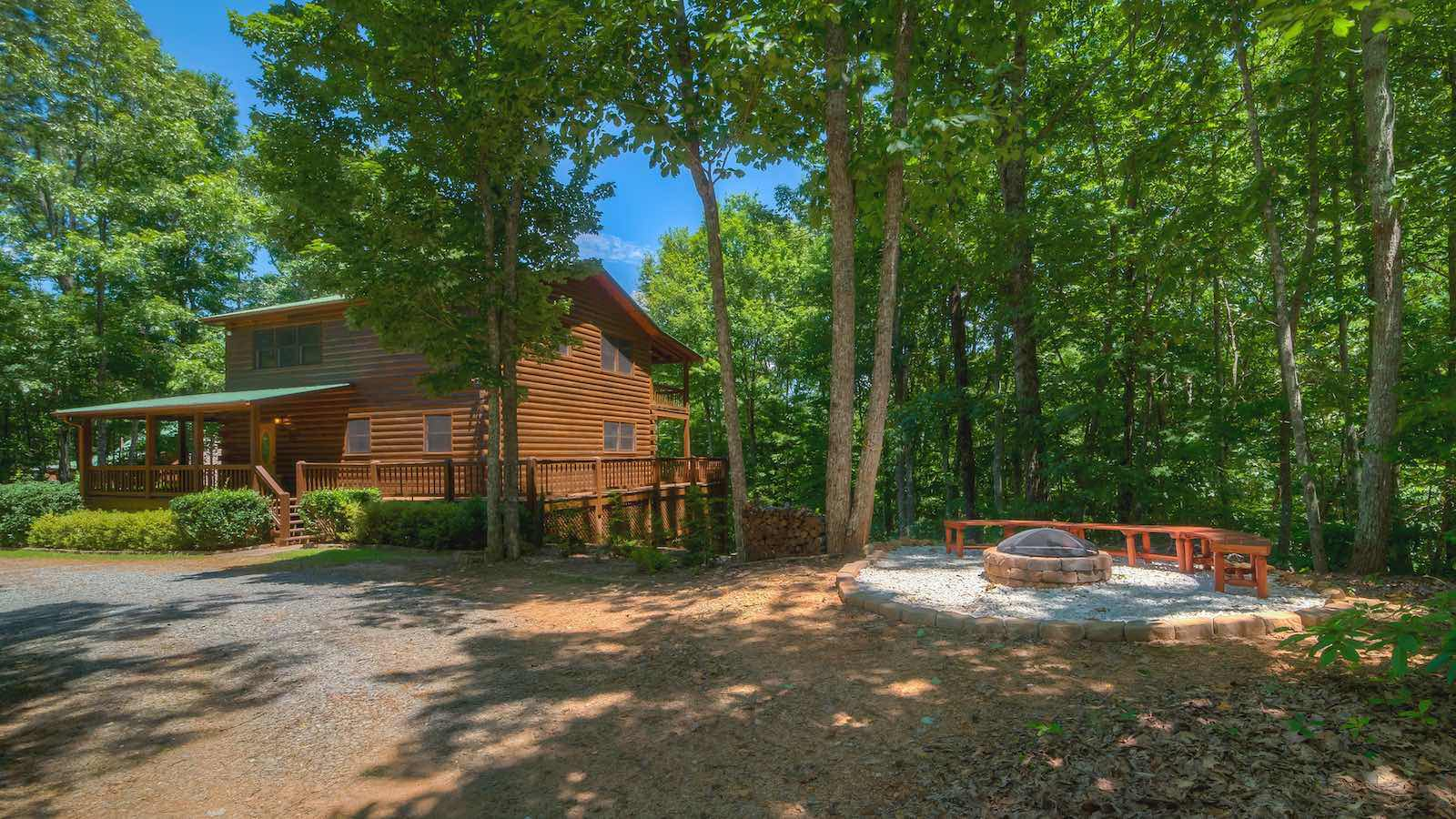 Blue Ridge, GA Cabin Rentals