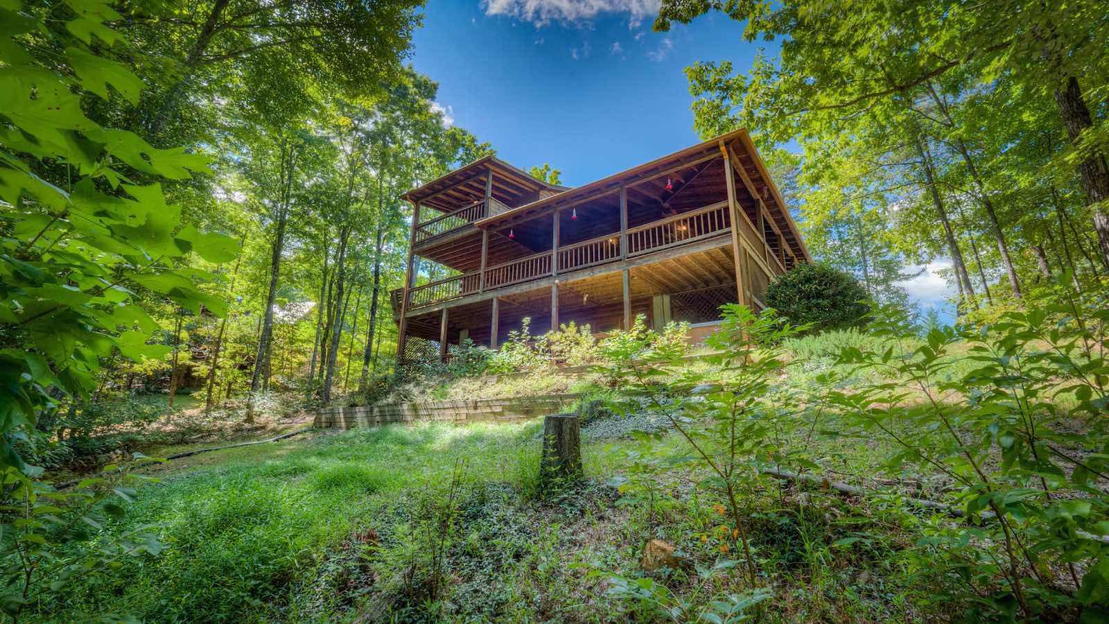 Blue Ridge Treasure