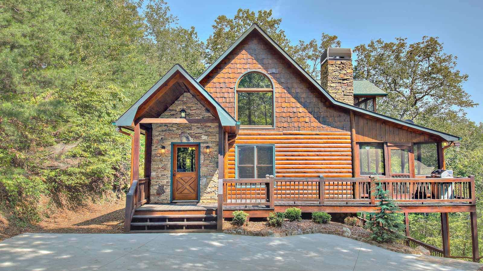 pin georgia rental chasing ar ridge dreams rentals ga pinterest cabins blue in house cabin