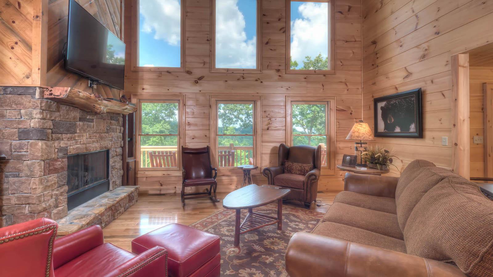 Blue Ridge North Georgia Cabin Rentals