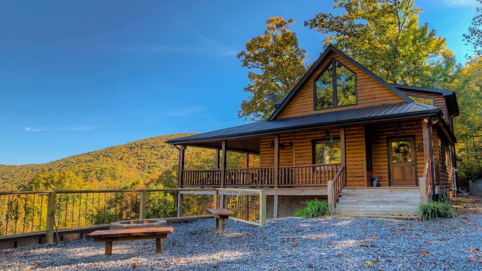 Always on My Mind Cabin Rental