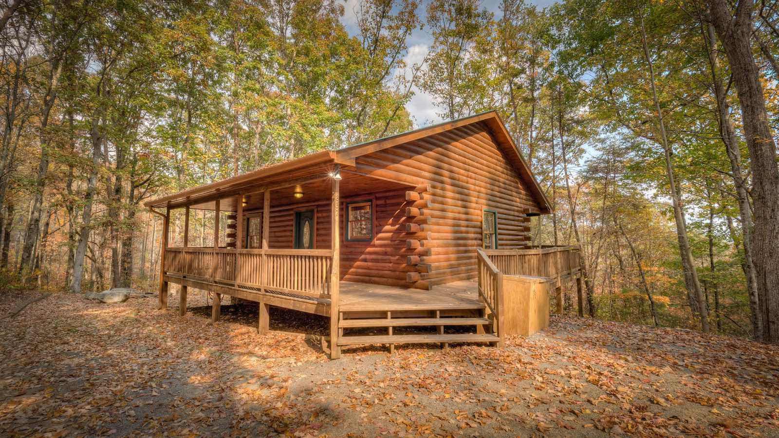 Blue Ridge Mountain Cabin Rentals 12