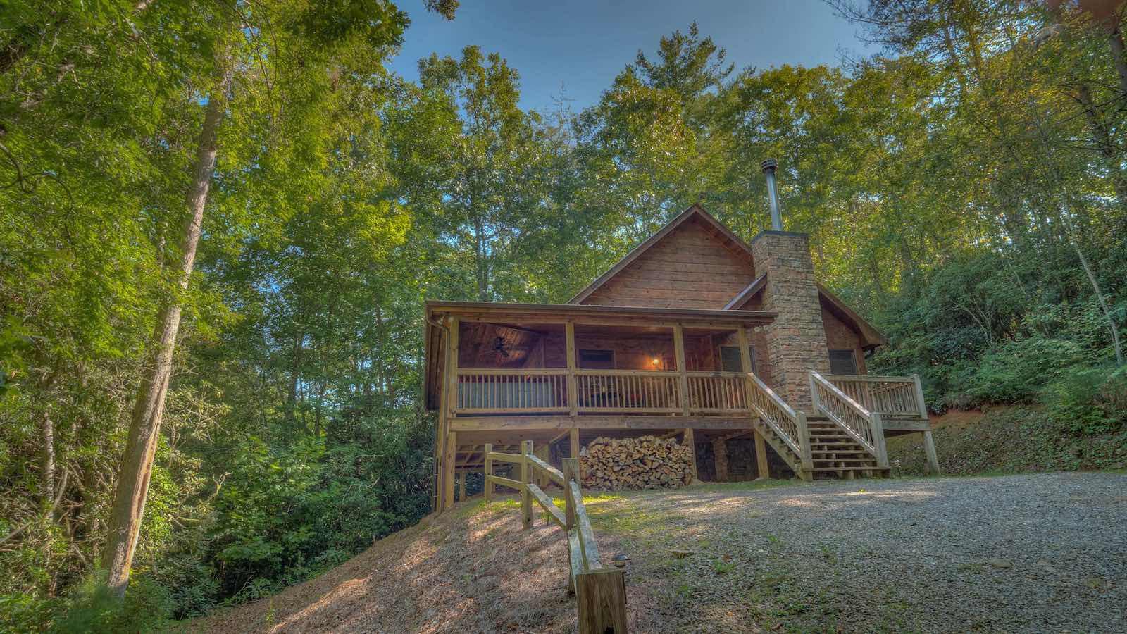 100 vacation cabin rentals near atlanta ga