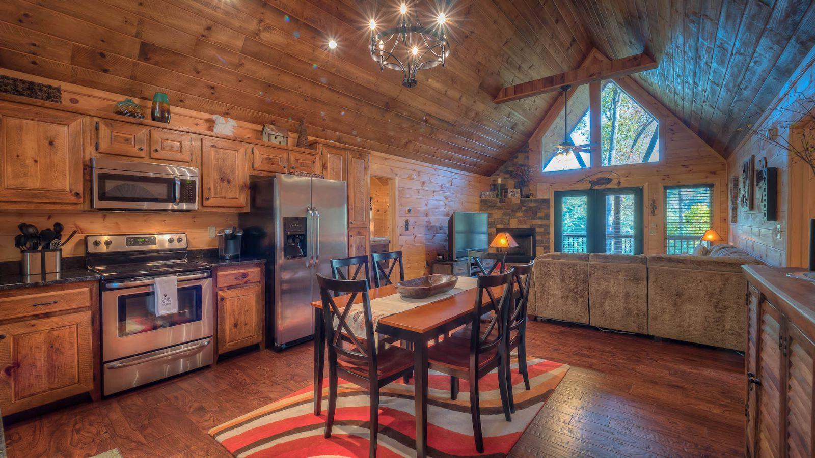 Blue Ridge, North Georgia Cabin Rentals
