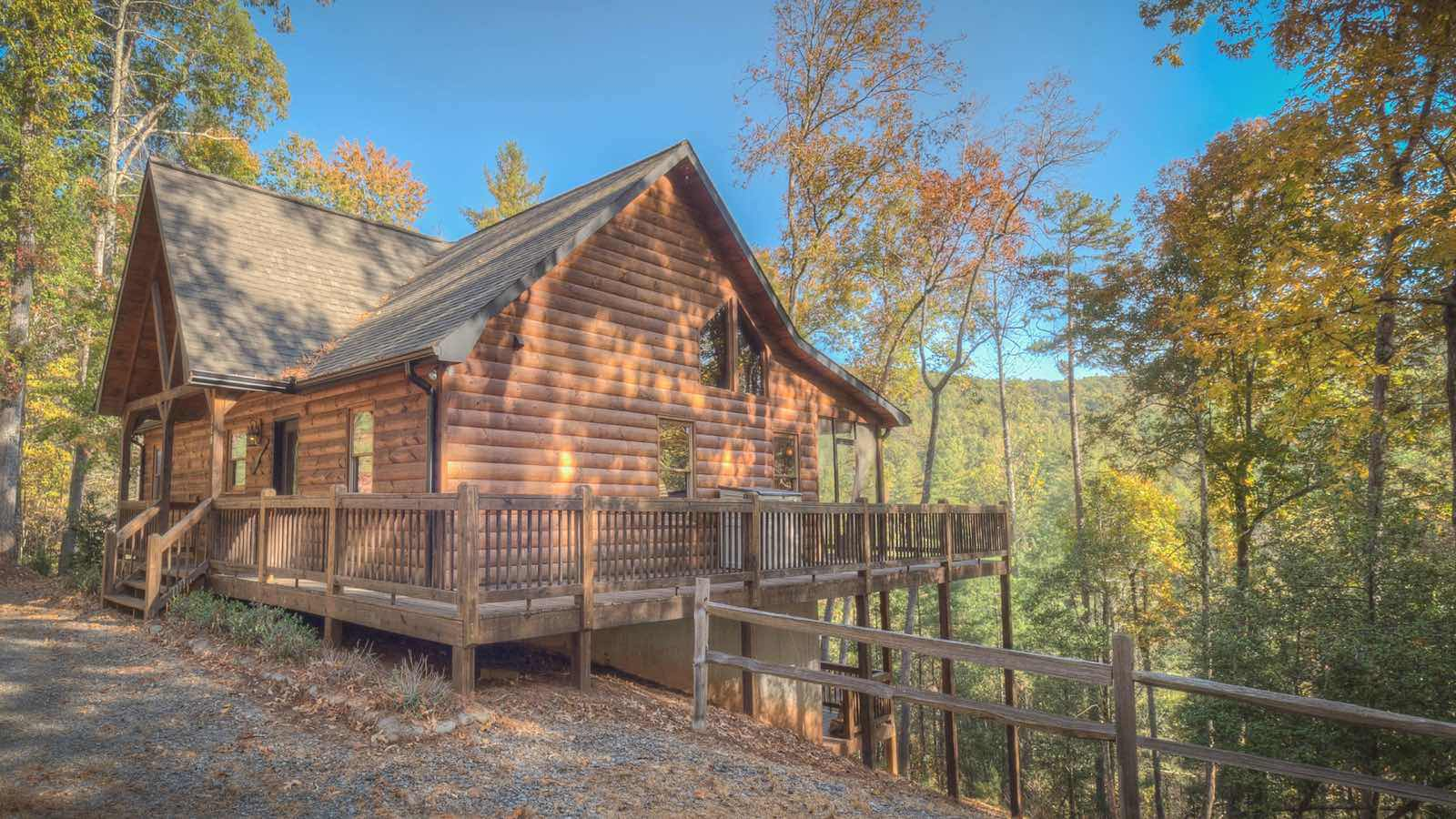 pinterest with pin mountain cabins blue cabin rentals views in ridge georgia