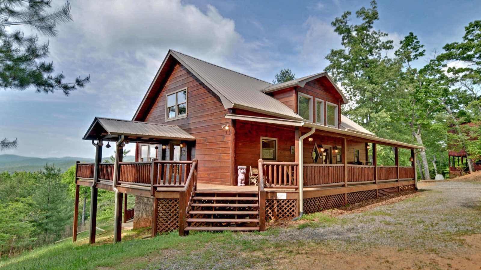Georgia Mountain Cabin Rentals Blue Ridge Ga Cabin Rentals