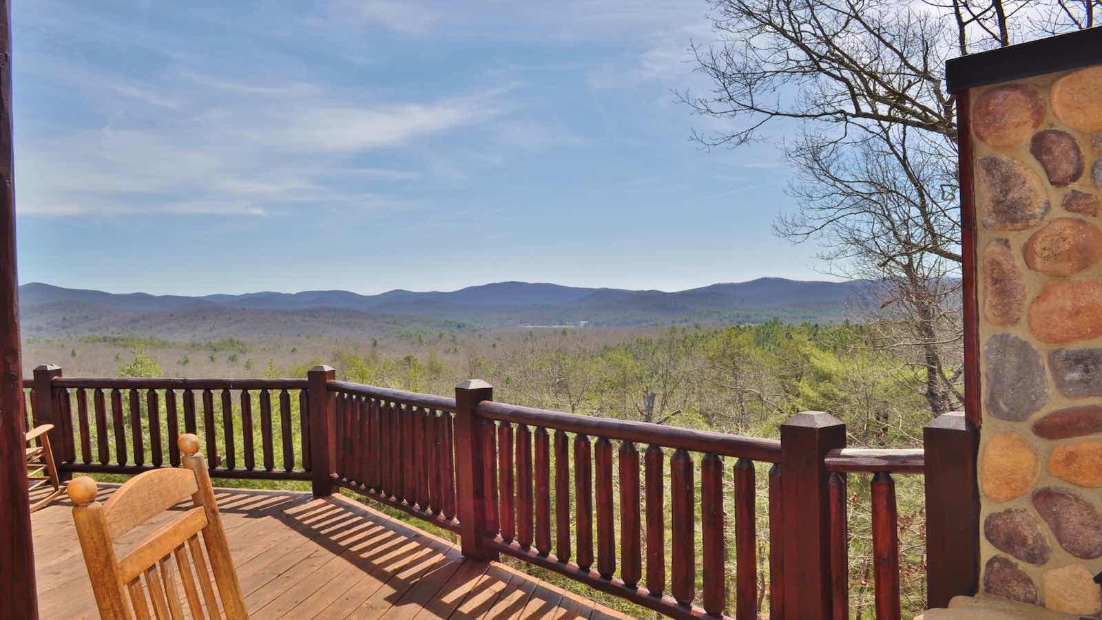 Pinecrest Rental Cabin Blue Ridge Ga