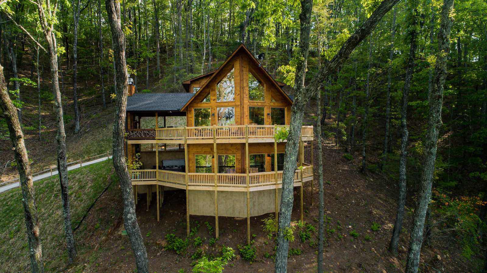 Blue Ridge, GA Cabin Rentals 4 Bedroom Cabin Rentals