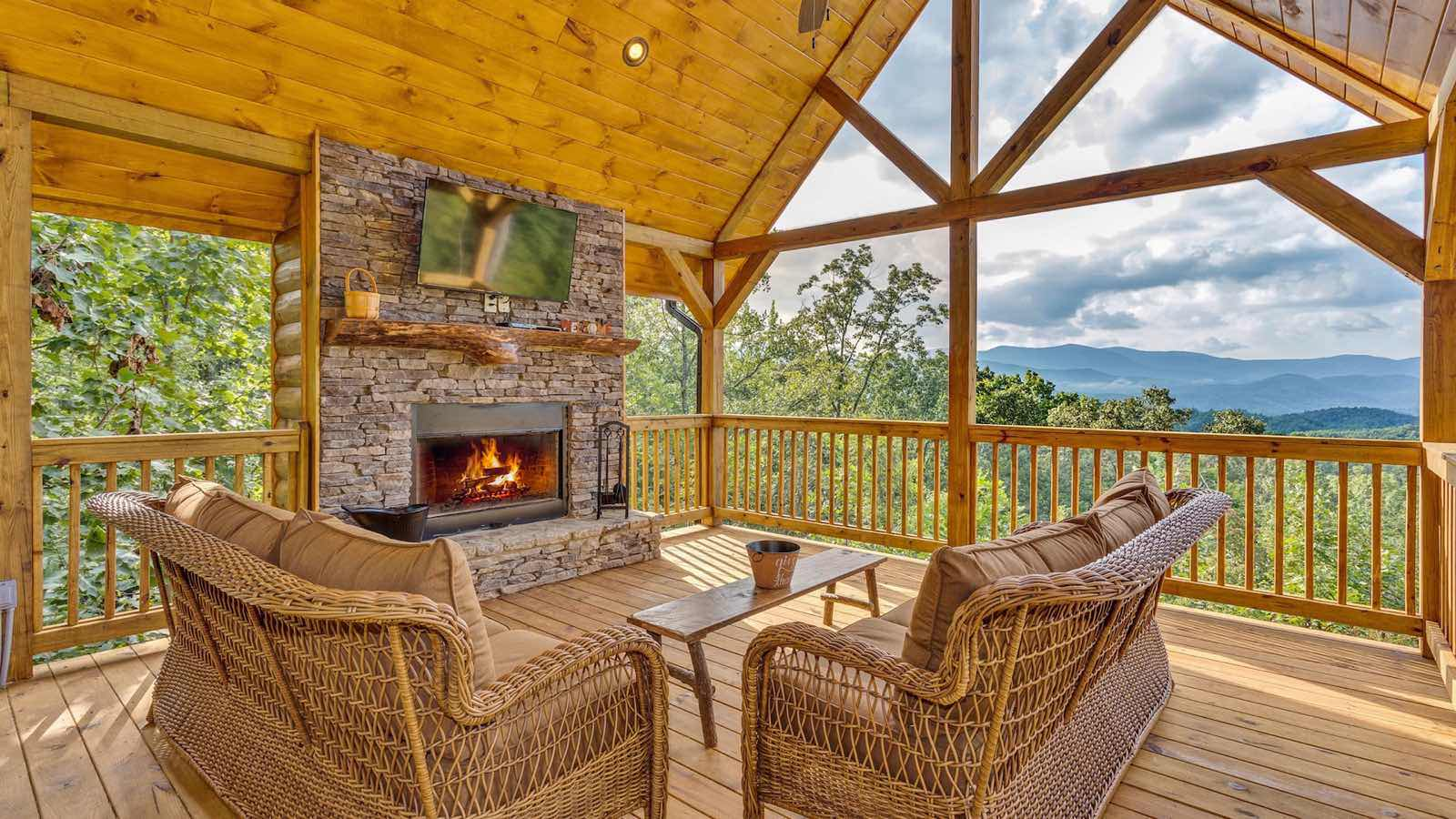 most in luxury log ohio cabin ga tn georgia cabins blue rentals luxurious ridge