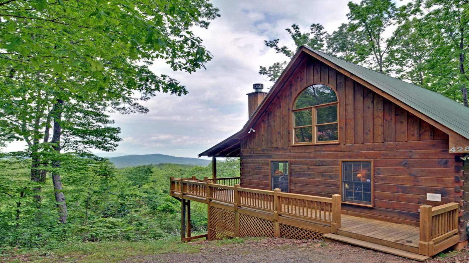 Mountain Top Cabin Rentals Downtown Blue Ridge