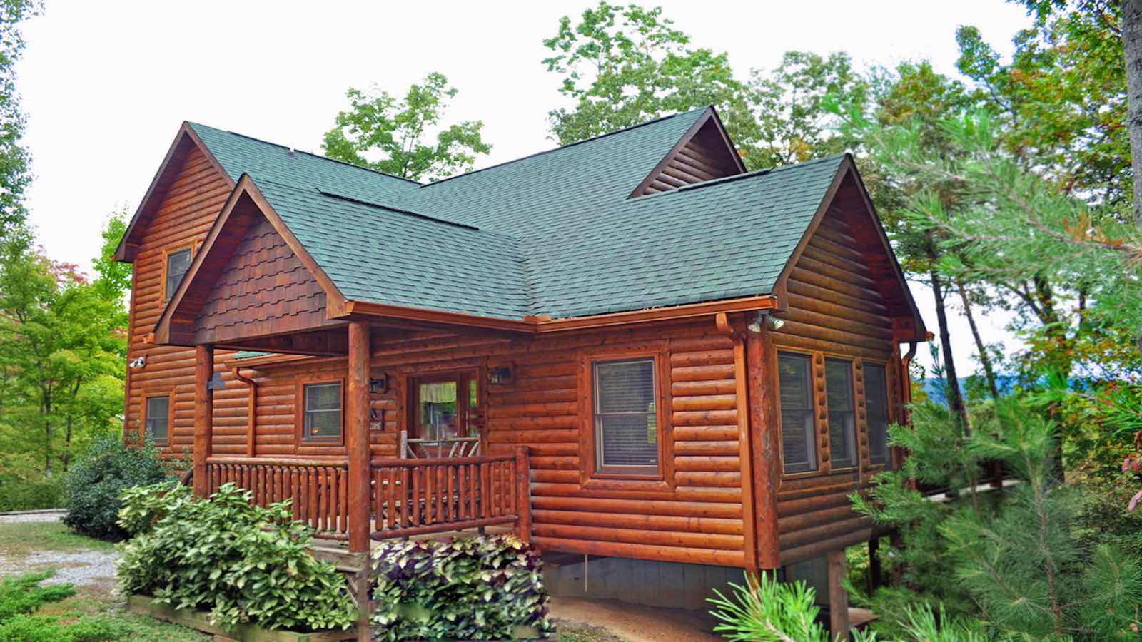 A beary good life rental cabin blue ridge ga for Rental cabins in ga