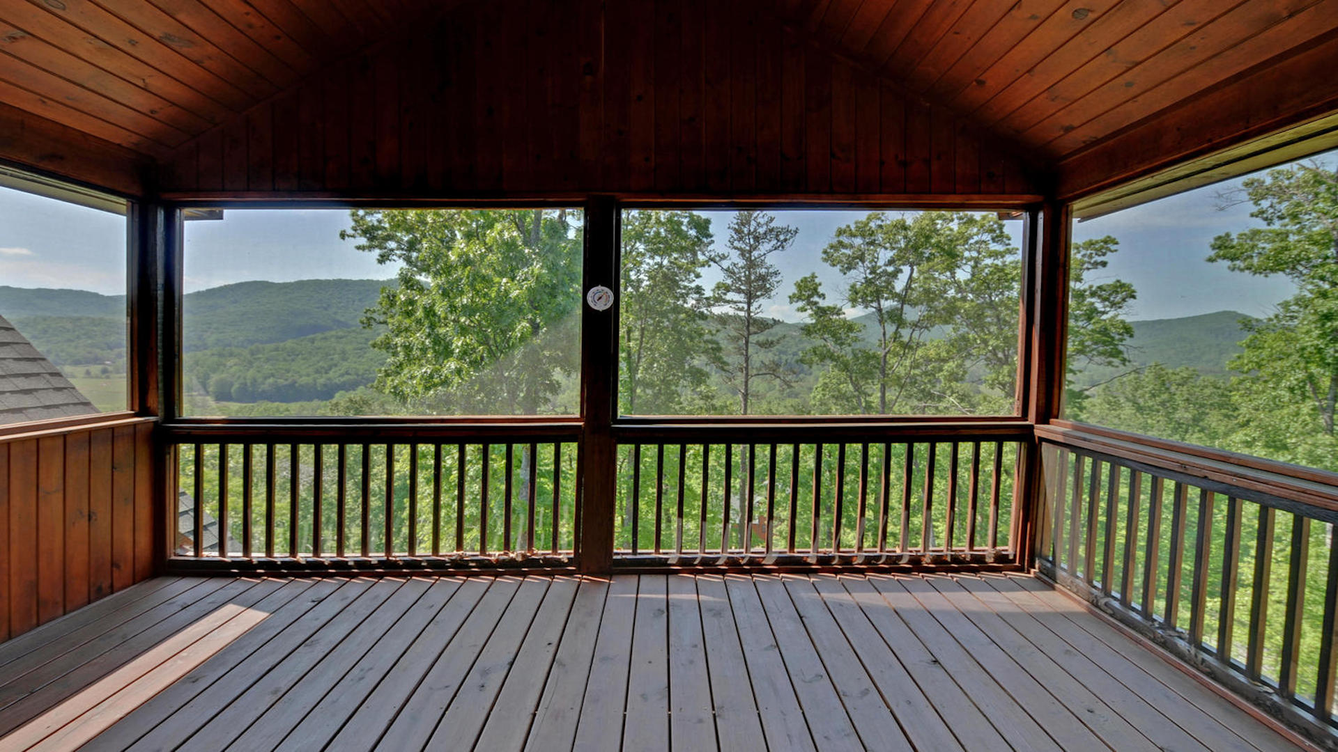 Big Sky View Rental Cabin Blue Ridge Ga