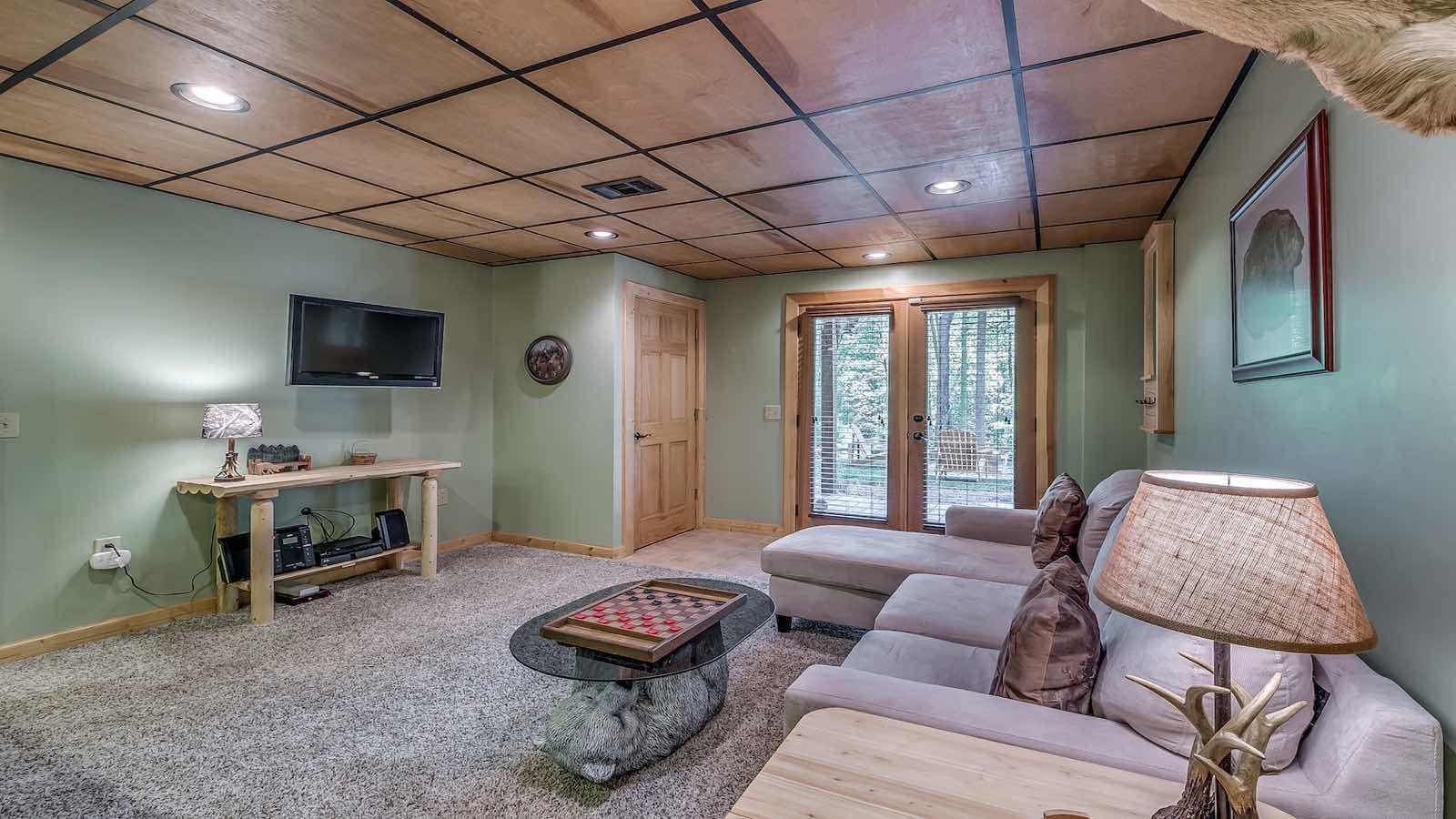 Tucked Away Rental Cabin Blue Ridge Ga